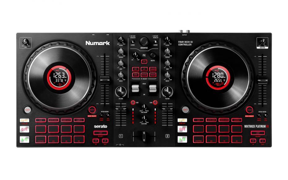 Numark Mixtrack-Platinum-FX