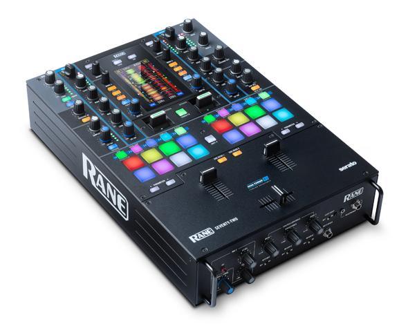 Rane DJ Seventy-Two-MKII Battle-Mixer,Serato,