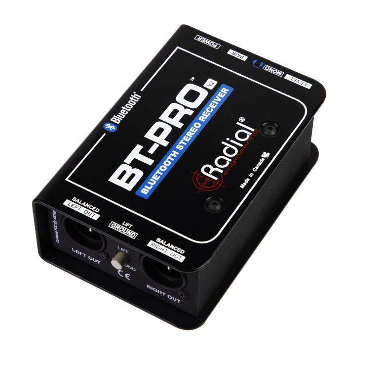 Radial BT-Pro V2 Bluetooth DI Box