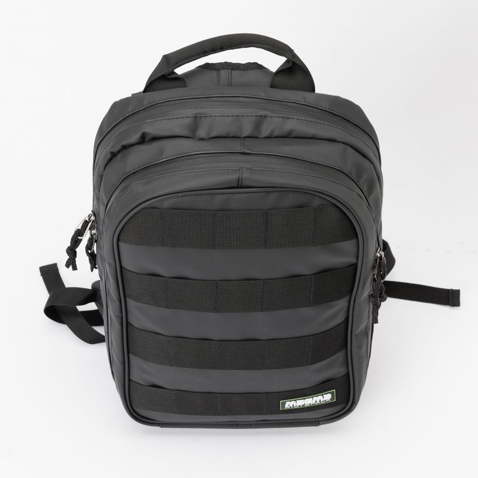 Magma Riot DJ-Backpack Lite black/bionic-green