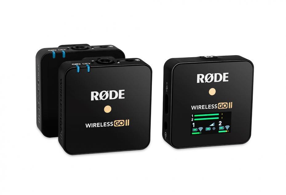 Rode Wireless Go-II