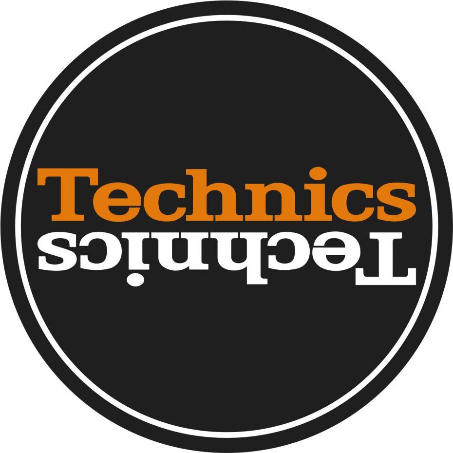 Magma Slipmats Technics Duplex 6