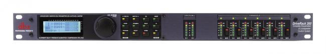 DBX DX-260-Driverack