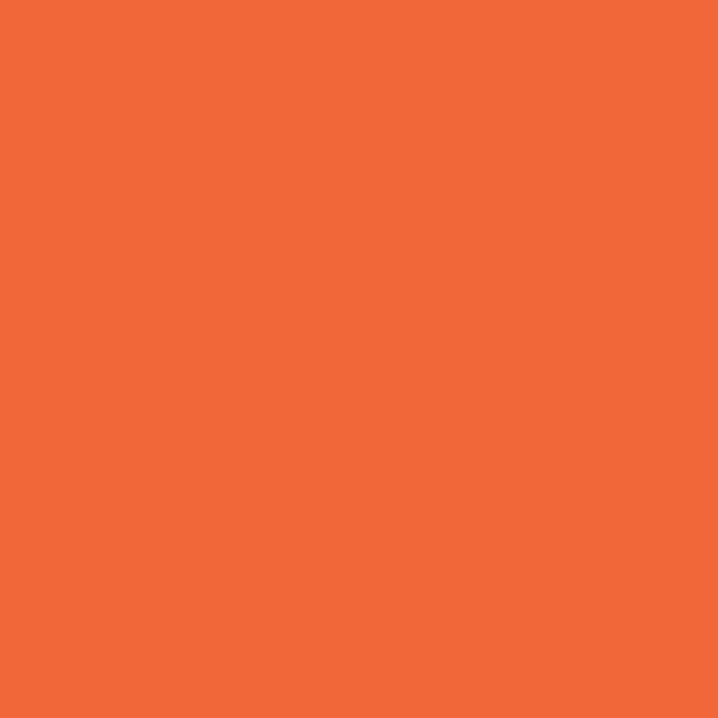 Cotech Color Roll 158 Deep Orange