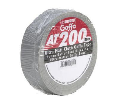Advance Gaffatape silber matt PRO AT-200