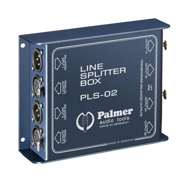 Palmer PLS-02