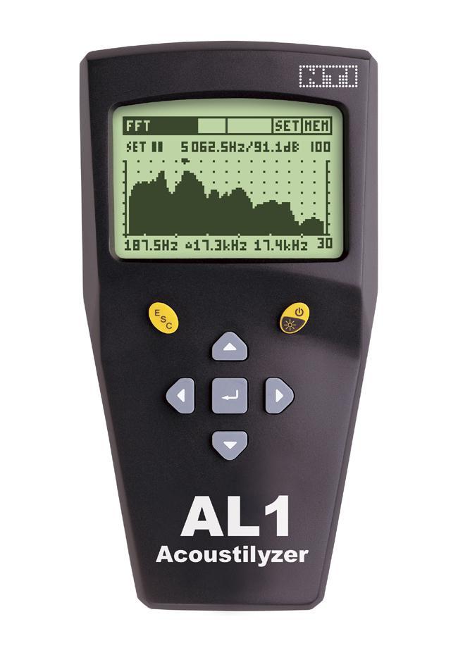 NTI AL-1  Messgerät