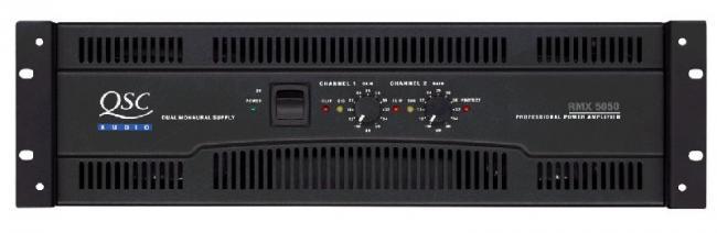 QSC RMX-5050 Endstufe 2x1600W/4Ohm 1x5kW/2Ohm