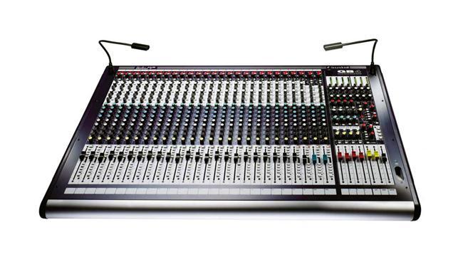 Soundcraft GB-4-24 24 Mono+2 Stereokanal Mischpult