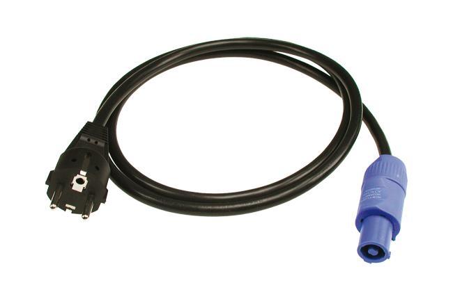 Netzkabel Powercon 230V/50Hz, Länge 3m