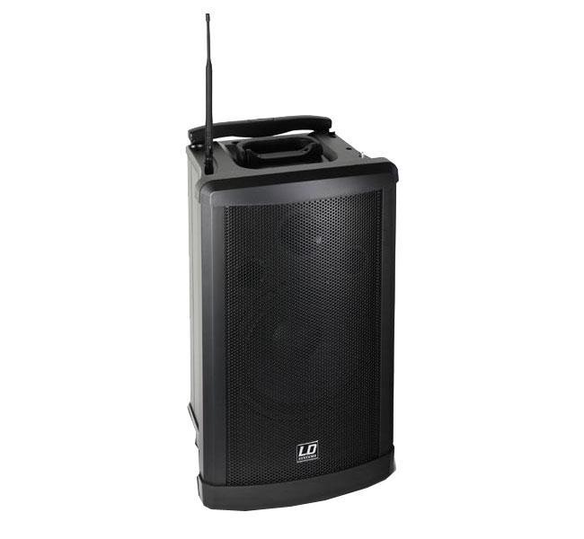 LD-Systems RoadMan-102 Akku-Funkbox