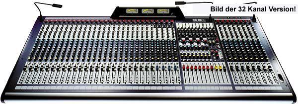 Soundcraft GB-8-48 48+4/8/3 Live Console