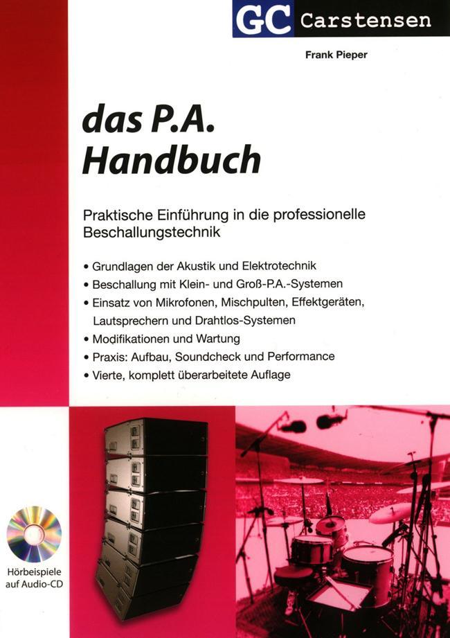 GC Carstensen Das PA Handbuch 5. Auflage
