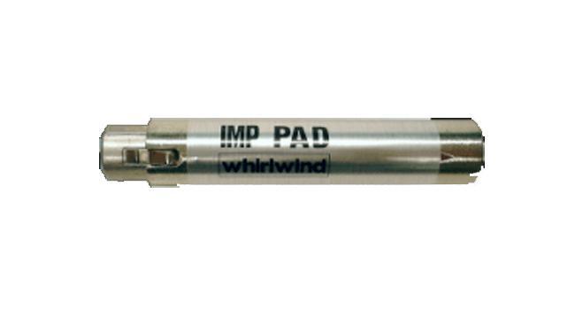 Whirlwind IMP-PAD Dämpfungsglied 20dB