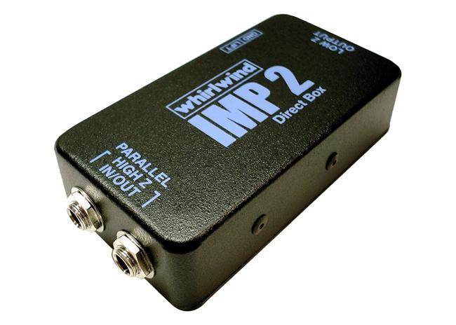 Whirlwind IMP-2 DI-Box passiv mono