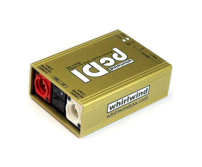 Whirlwind PC - DI DI-Box