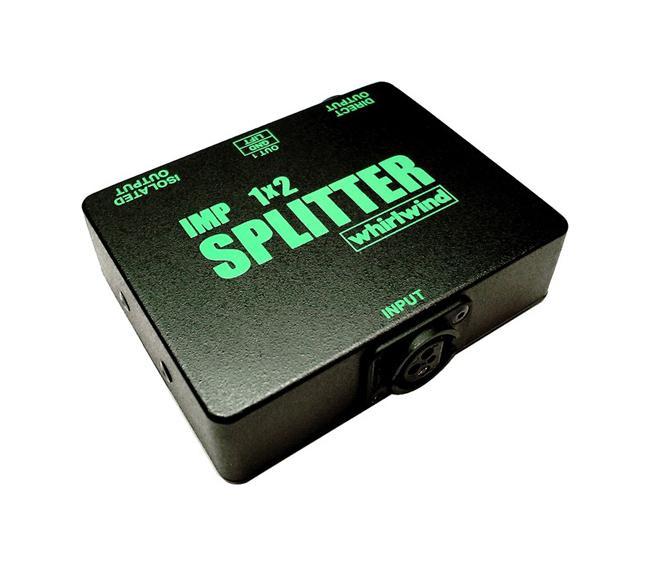 Whirlwind SP1x2 1/2 Mic Splitter