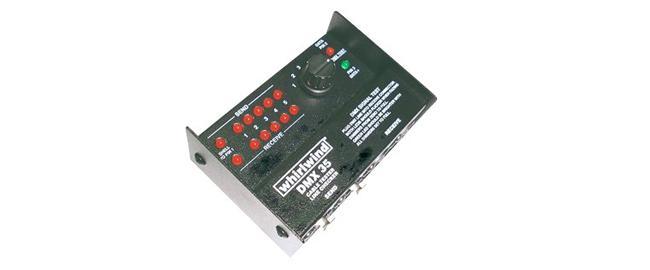 Whirlwind DMX-35 DMX Signal/Kabel Tester