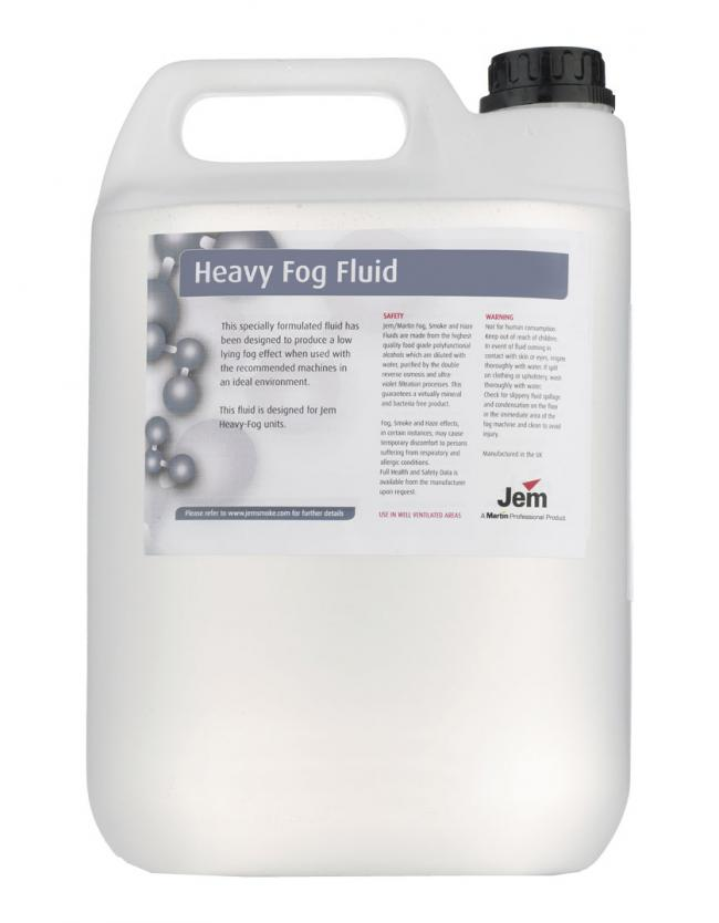 JEM Heavy Fog Fluid (C3 mix)