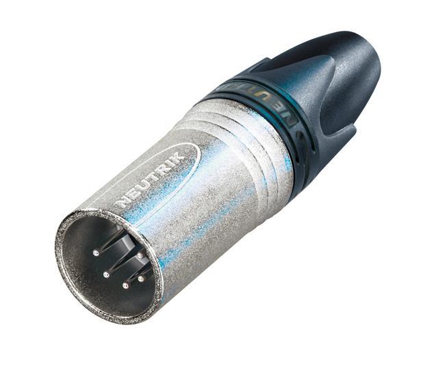 Neutrik NC5MXX 5-pol XLR Kabelstecker