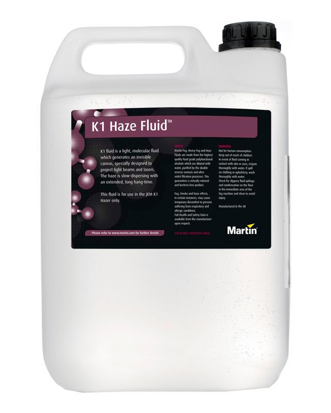 JEM K1 Haze Fluid 2,5 Liter
