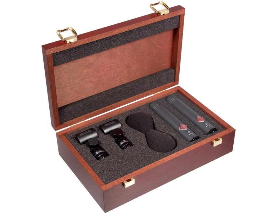 Neumann KM-184 MT Stereo Set