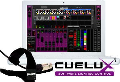 Visual Productions Cuelux Cable