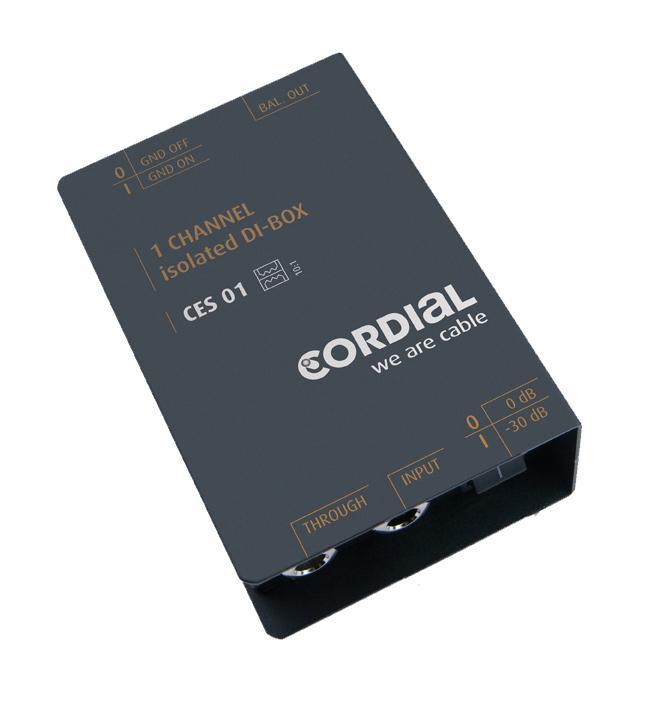 Cordial CES-01