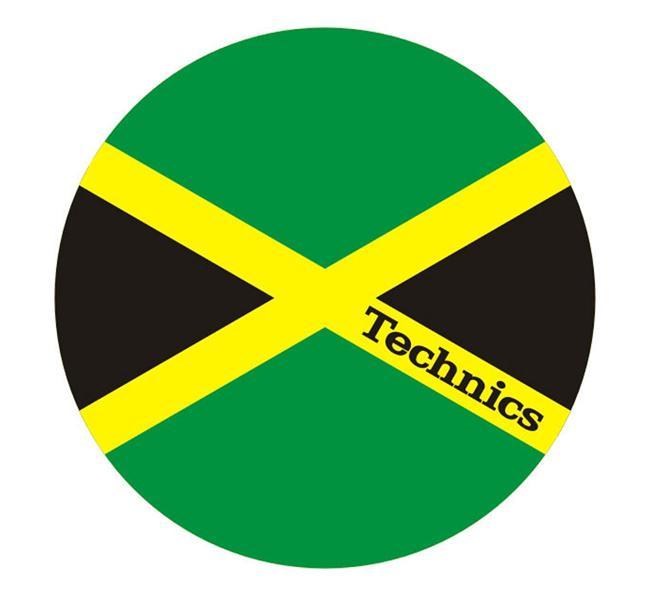Magma Slipmats Technics Jamaika