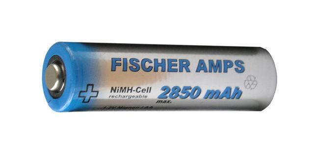 Fischer Amps ACCU 1,2V NiMH - 2850mA