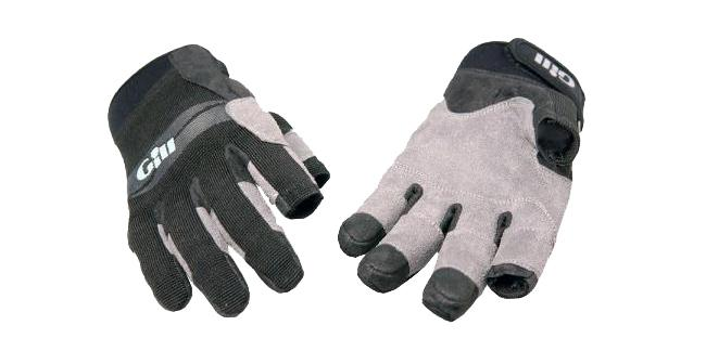 Gill Arbeitshandschuh S mit 3 Finger