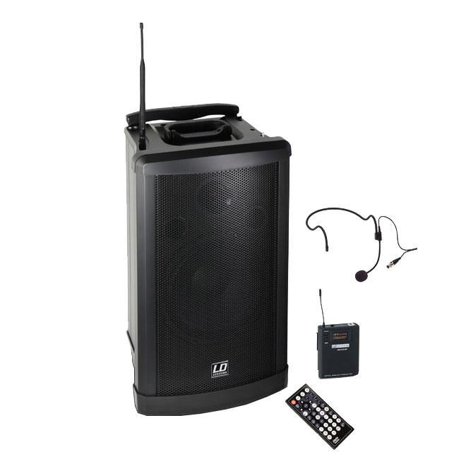 LD-Systems RoadMan-102 Akku-Funkbox Headset