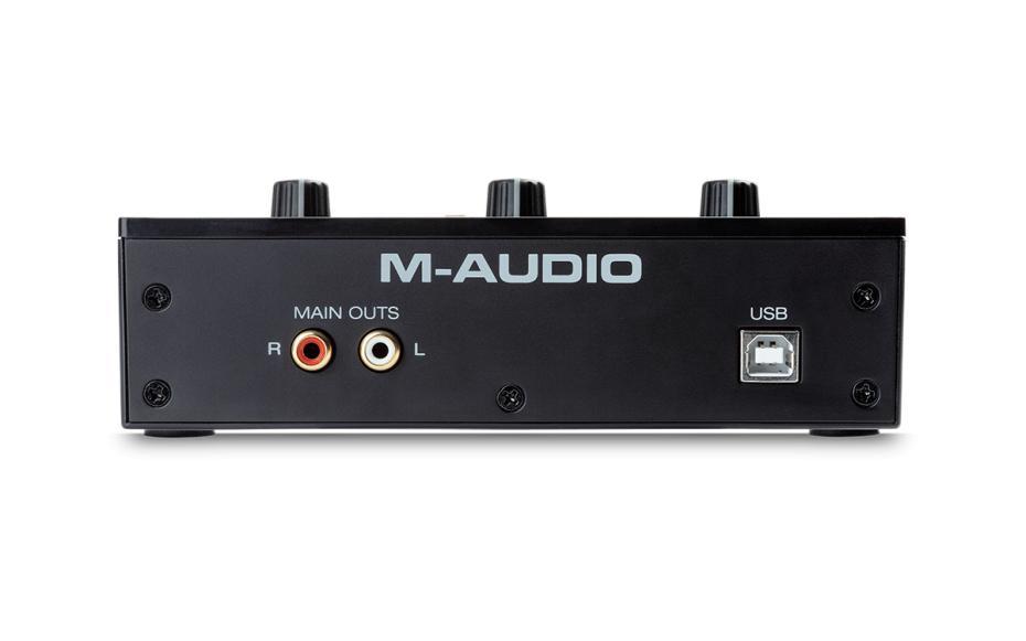 M-Audio M-Track-Solo-II