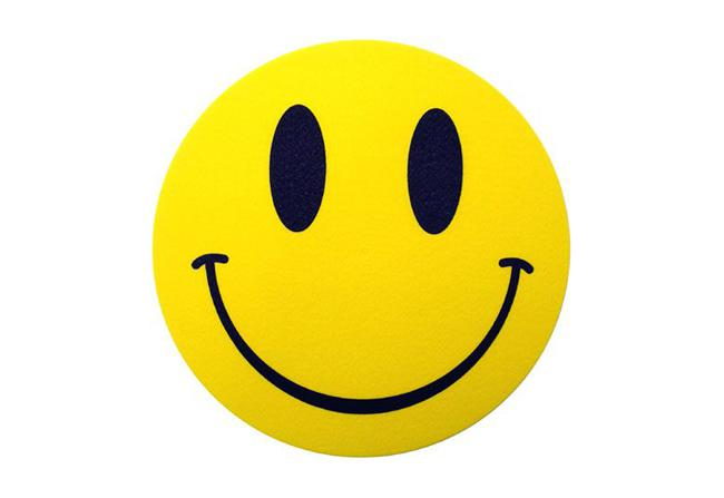 Slipmats Smiley