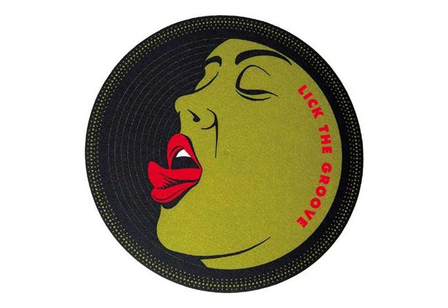 Slipmats Lick the Groove