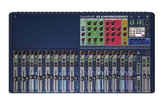 Soundcraft Si-Expression-3 Digitalpult