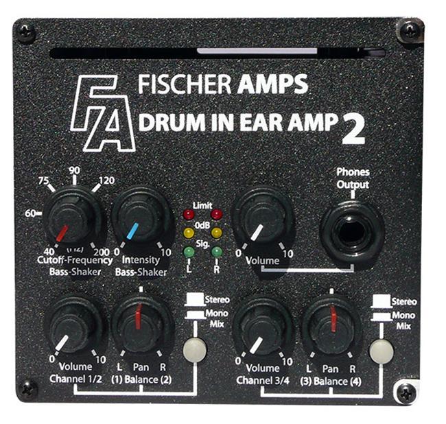 Fischer Amps Drum In Ear Amp 2