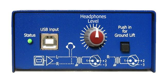 ARX AudiBox USB DI HP