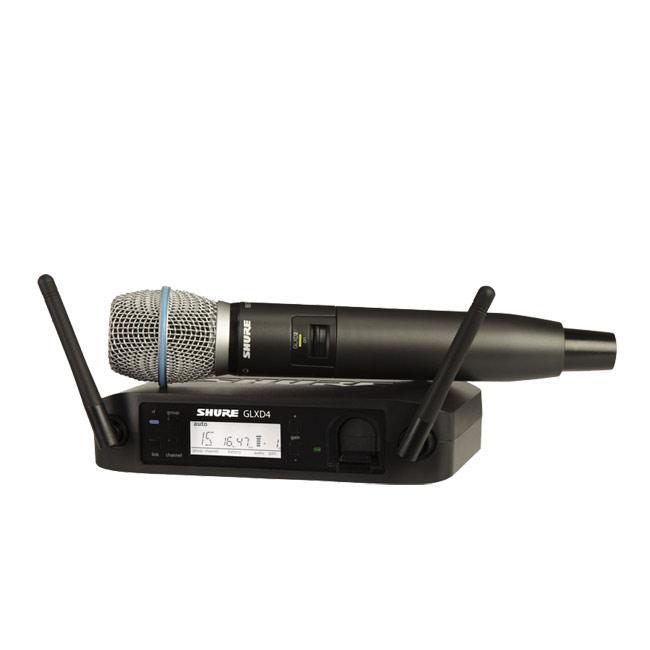 Shure GLXD-24/Beta-87A
