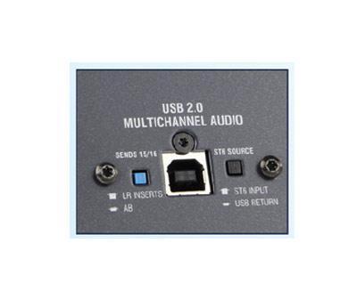 Allen&Heath Wizard USB Audio Option
