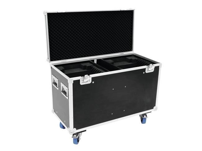 Futurelight Roadinger Doppel-Flightcase für 2xDMH90/150, DMB60, PLB230