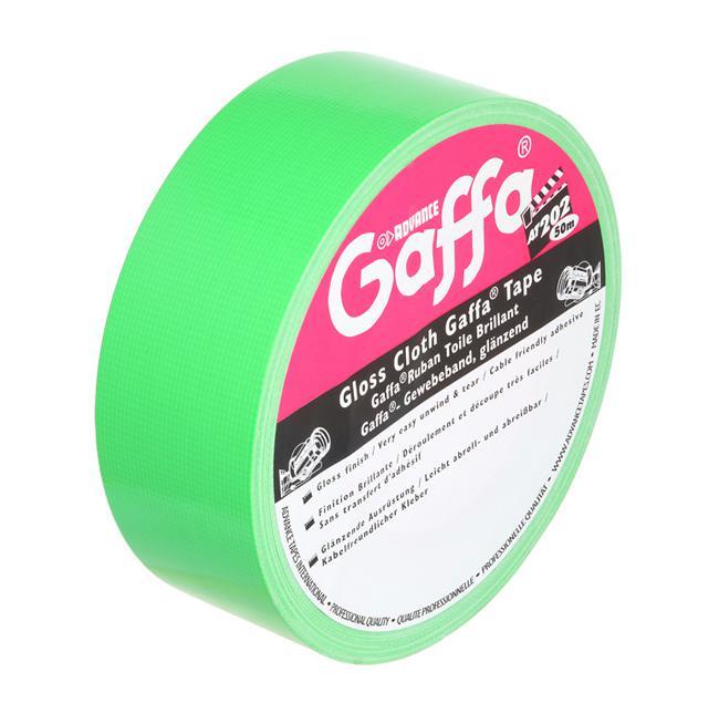 Advance Gaffatape grün AT-202