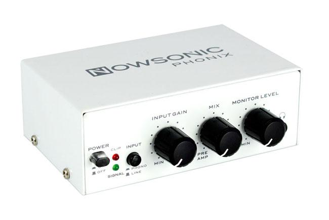 Nowsonic Phonix Phono PreAmp inkl. USB-Interf