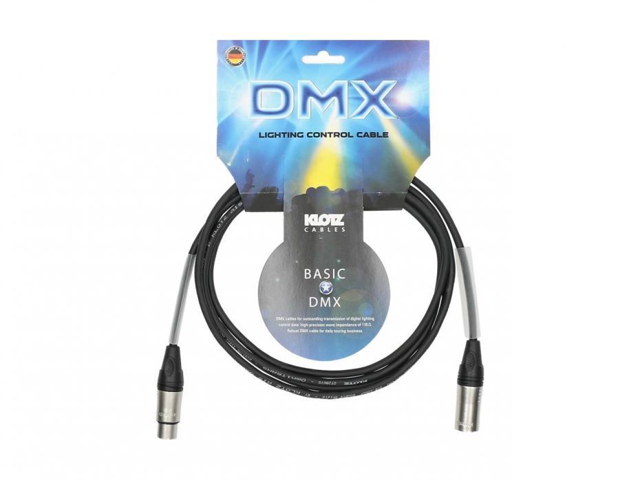 Klotz Cables DMX-5pol 110 Ohm 3m