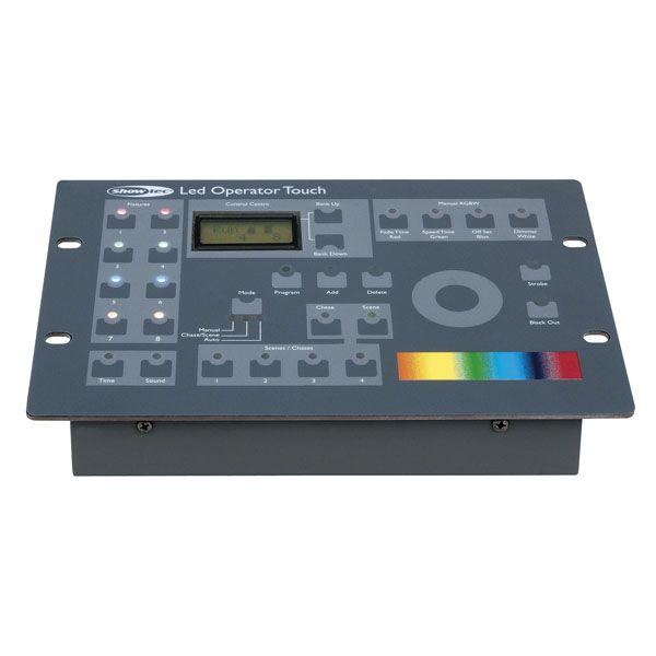 Showtec LED Operator Touch LED RGBW-Controlle