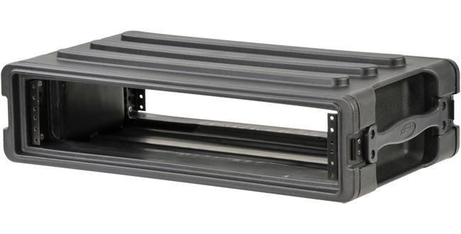 SKB R2S Roto-Molded Shallow Rack