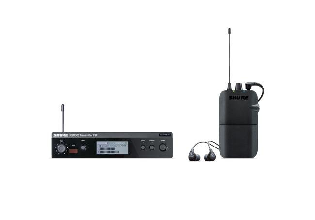 Shure PSM-300 Stereo In Ear Monitoring Set