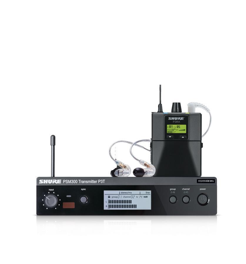 Shure PSM-300 Premium
