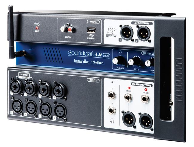 Soundcraft Ui12