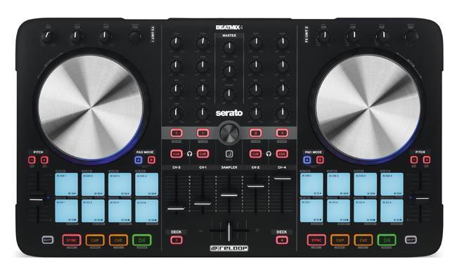 Reloop Beatmix-4-MK2